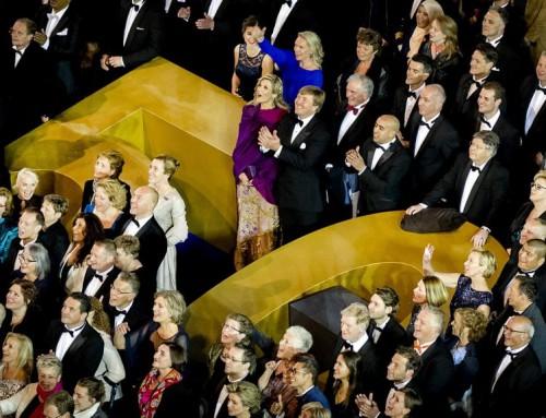 Koning Willem Alexander 50 jaar: EPS gecoate cijfers
